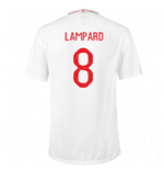 2018-2019 England Home Nike Football Shirt (Lampard 8)