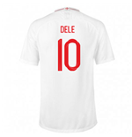 2018-2019 England Home Nike Football Shirt (Dele 20) - Kids