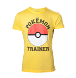 Pokémon - Pokemon Trainer T-Shirt Yellow