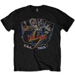 The Who Men's Tee: USA Tour Vintage