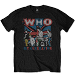 The Who Men's Tee: My Generation Sketch