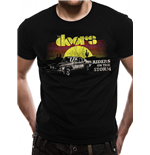 The Doors - Riders Car - Unisex T-shirt Black
