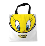 Looney Tunes - Tweety Circle - Bag White