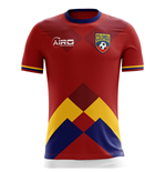 2018-2019 Colombia Away Concept Football Shirt
