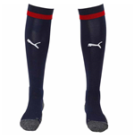 2018-2019 Arsenal Away Football Socks Navy