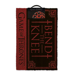 Game of Thrones Doormat Bend the Knee 40 x 57 cm