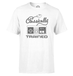 Nintendo T-Shirt NES Classically Trained