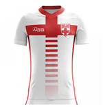 2018-2019 England Home Concept Football Shirt