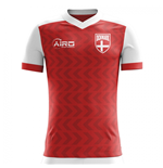 2018-2019 Denmark Home Concept Football Shirt (Kids)