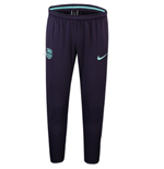 2018-2019 Barcelona Nike Training Pants (Purple)