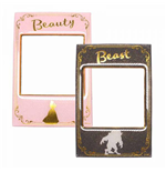 Beauty and the Beast Photo Frame Magnet 2-Pack Beauty & Beast