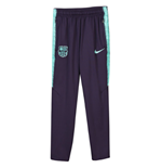 2018-2019 Barcelona Nike Training Pants (Purple) - Kids