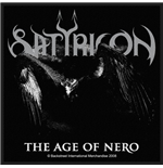 Satyricon Standard Patch: Age of Nero (Loose)