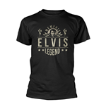 Elvis Presley T-shirt Legend