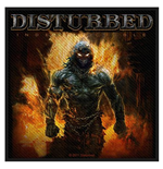 Disturbed Standard Patch: Indestructible (Packed)