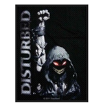 Disturbed Standard Patch: Eyes (Packed)