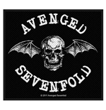 Avenged Sevenfold Standard Patch: Death Bat (Loose)