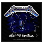 Metallica Standard Patch: Ride the Lightning (Loose)