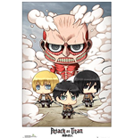 Attack on Titan Poster 302553