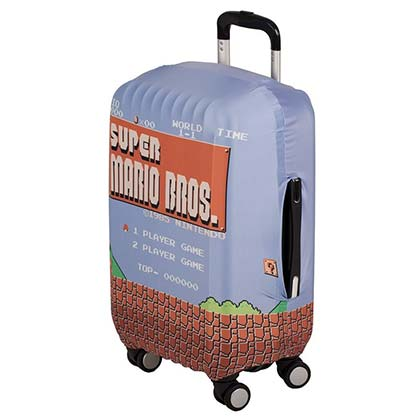 Super MARIO Suitcase Luggage Cover