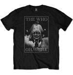 The Who Men's Tee: Quadrophenia Classic
