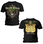 Five Finger Death Punch Men's Tee: War Head