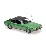 FORD CAPRI II 1974 GREEN METALLIC