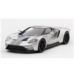 FORD GT CHICAGO AUTO SHOW 2015 INGOT SILVER TOP SPEED