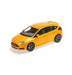 FORD FOCUS ST 2011 ORANGE METALLIC