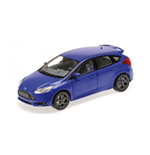 FORD FOCUS ST 2011 BLUE METALLIC