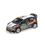 FORD FIESTA RS WRC M-SPORT WORLD RALLY TEAM NEUVILLE GILSOUL RALLY MEXICO 2013