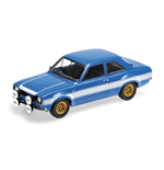 FORD ESCORT I RS1600 FAV 1970 BLUE & WHITE STRIPES FAST AND FURIOUS COLORS