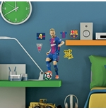 Barcelona Wall Stickers 304321