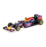 RED BULL RB11 DANIIL KVYAT 2015