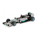 MERCEDES AMG W05 LEWIS HAMILTON WINNER JAPANESE GP WITH RAIN TYRES W.C. 2014