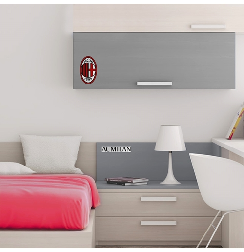 AC Milan Logo Sticker