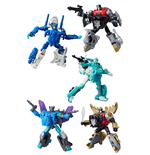 Transformers Generations Power of the Primes Action Figures Deluxe Class 2018 Wave 2 Assortment (8)
