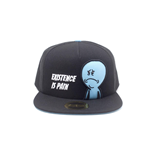 Rick and Morty Embroidery Snapback Cap Mr. Meeseeks