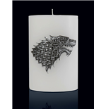 Game of Thrones XXL Candle House Stark 20 x 13 cm