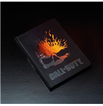 Call of Duty Notebook Skull