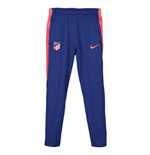 2018-2019 Atletico Madrid Nike Training Pants (Royal Blue) - Kids