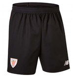 2018-2019 Athletic Bilbao Home Shorts (Black)
