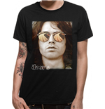The Doors - Jim Face - Unisex T-shirt Black