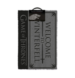 Game of Thrones Doormat - Welcome To Winterfell