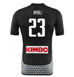 2017-2018 Napoli Kappa 4th Shirt (Hysaj 23)