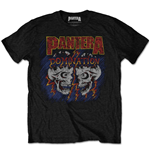 Pantera Men's Tee: Domination