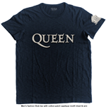 Queen T-shirt - Logo & Crest