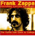 Vynil Frank Zappa & Captain Beefheart - Best Of The Muffin Man Goes To College