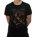Of Mice And Men - Wired - Unisex T-shirt Black