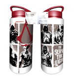 Assassin's Creed Drink Bottle Stencil